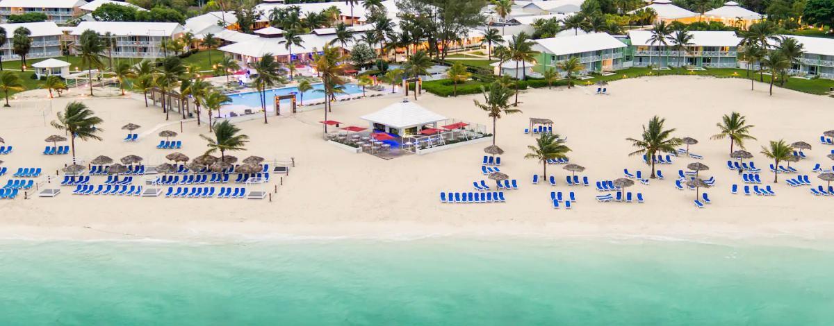 Grand Bahama : Séjour au Viva Wyndham Fortuna Beach All Inclusive