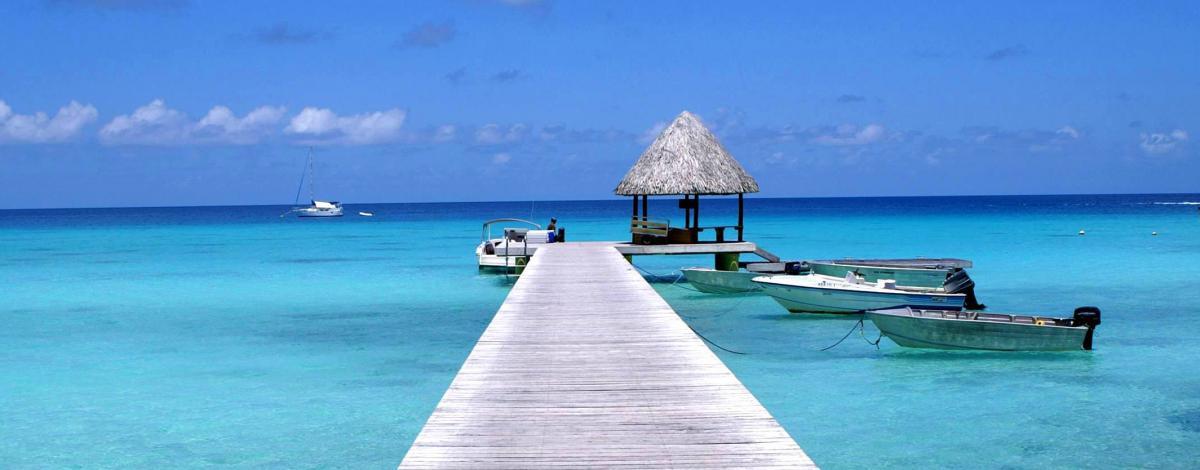 Découverte Société & Tuamotus : Combiné Tahiti – Moorea – Bora Bora – Rangiroa