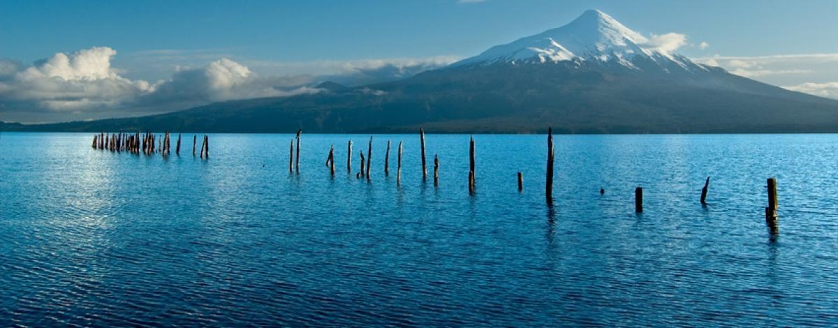 De Chiloé à la Patagonie : lacs, volcans et glaciers