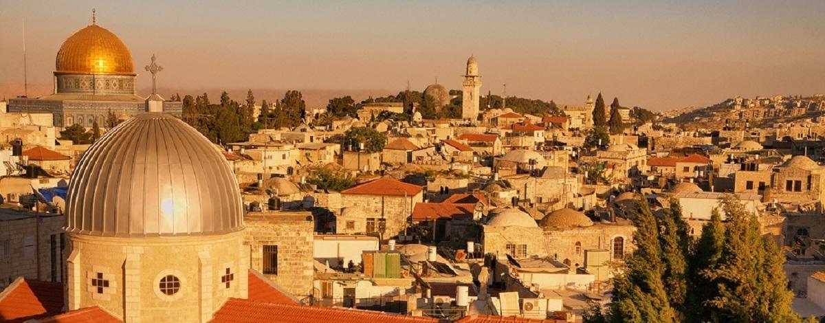 Israel & Jordanie : Les sites classés