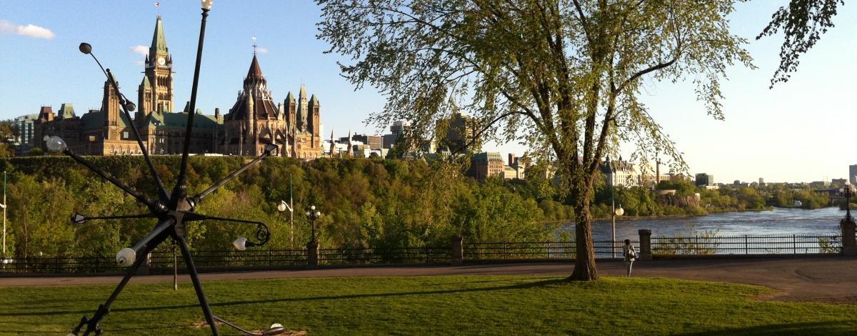 Voyage en Train de Toronto à Québec