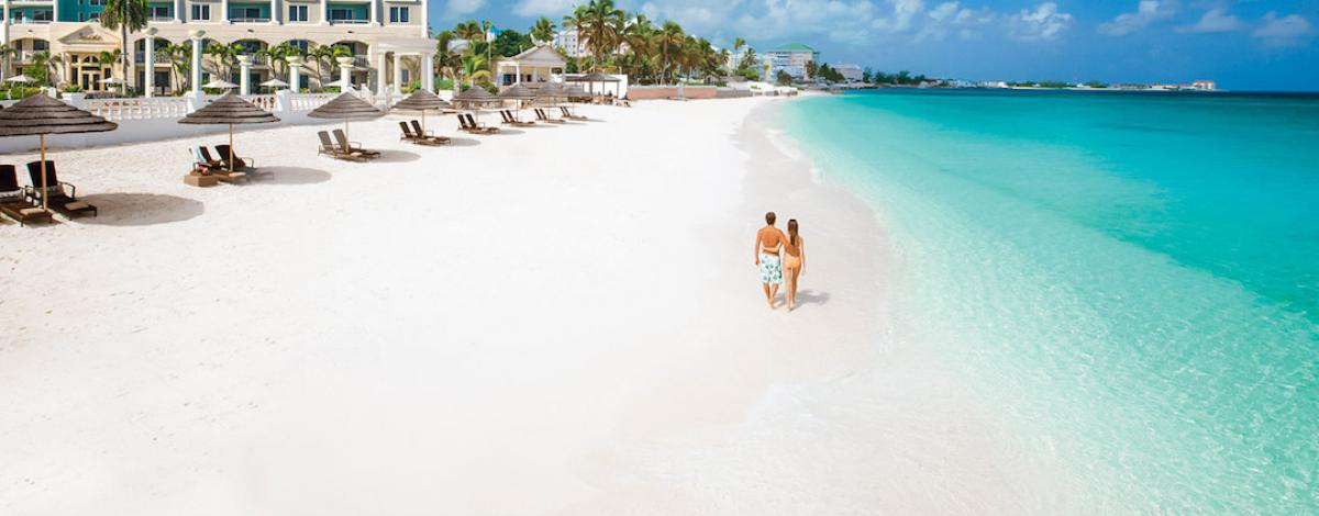 Séjour Sandals aux Bahamas : Nassau et Exumas en All Inclusive haut de gamme