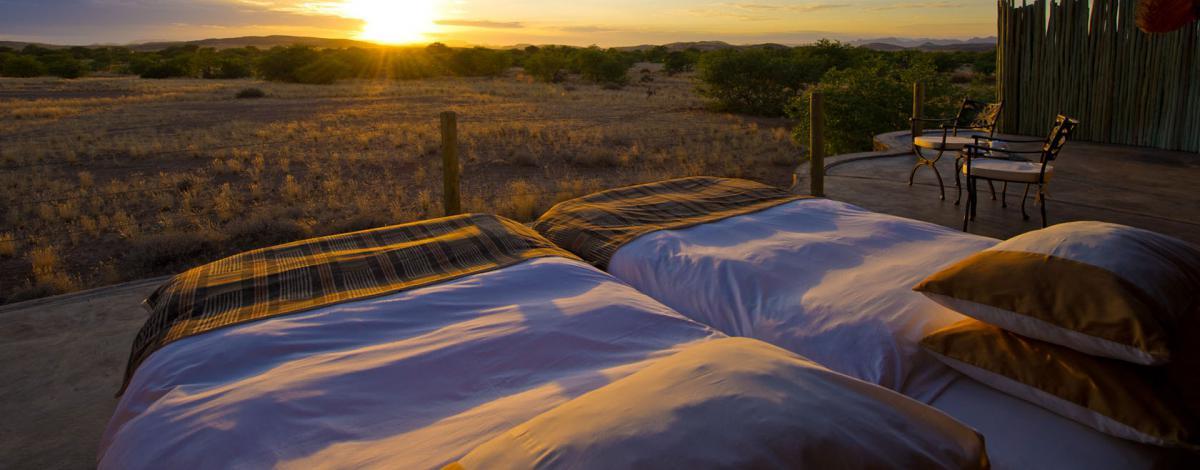 La Namibie en petit groupe version haut de gamme