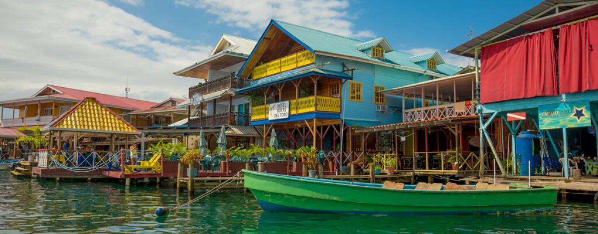 Le Panama nature, de Barù à Bocas del Toro