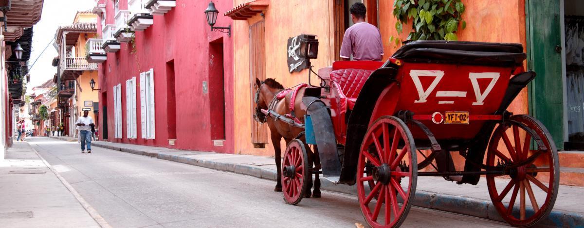 Les délices de la Colombie de Medellin à Carthagène