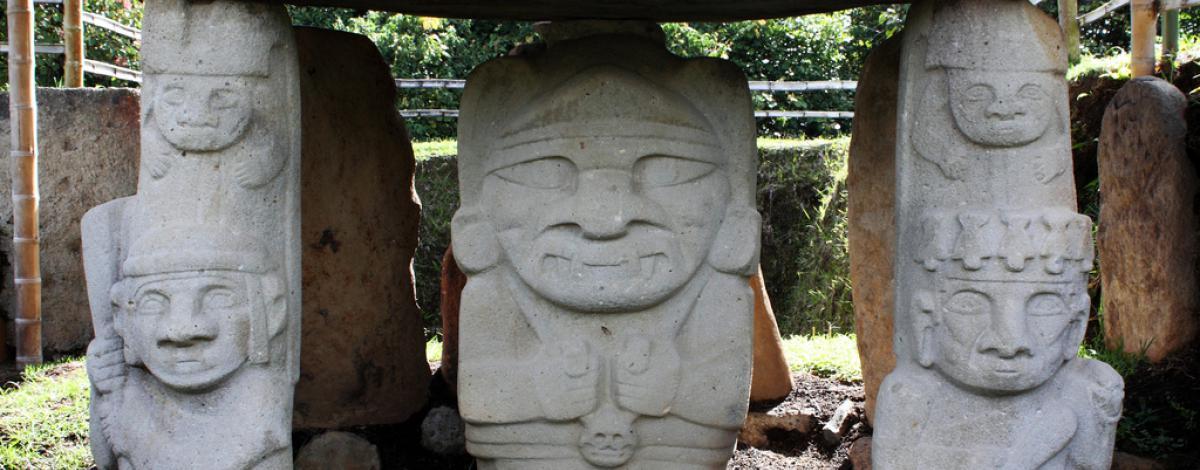 Les 4 merveilles de la Colombie : Le Parc Archéologique de San Agustin, le Triangle du Café, Medellin et Carthagène