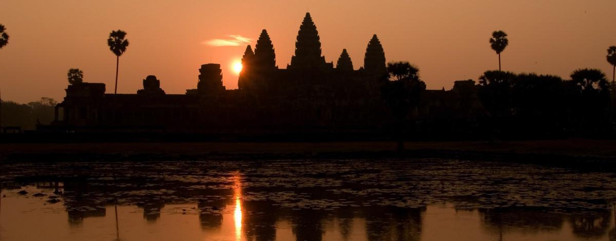 Incontournables du Cambodge