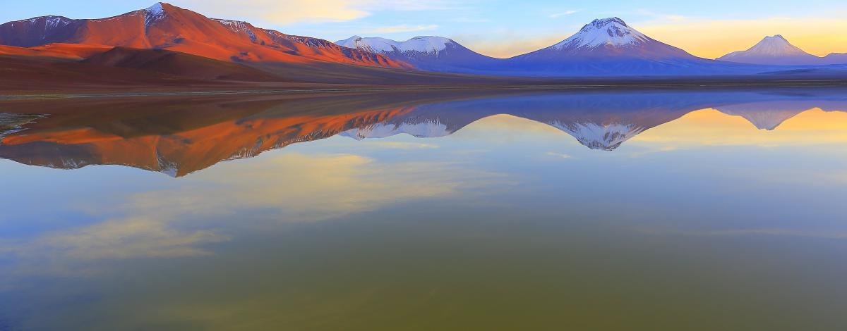 La Trilogie de l'Altiplano : salars, lagunes et trésors incas