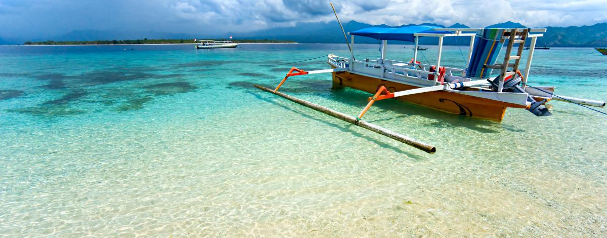 Découverte de Bali et balnéaire à Lombok ou Gili