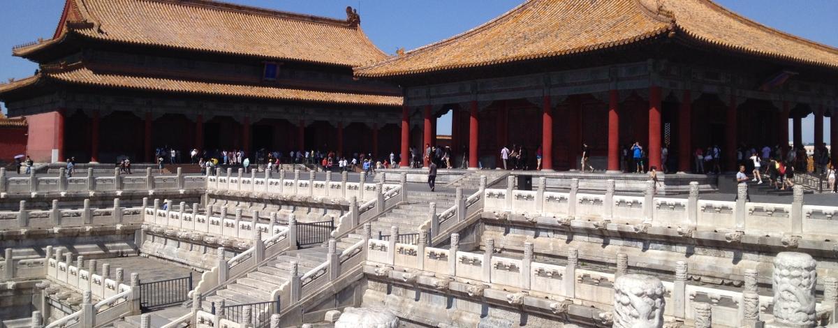 Triangle Pékin – Xi'an – Shanghai