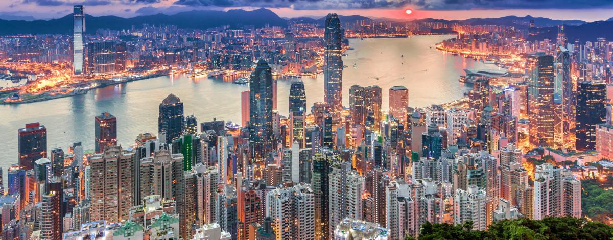 Découverte de Hong Kong – Hôtels 4*