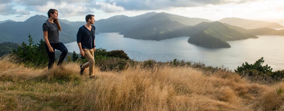 Splendeurs de Nouvelle-Zélande