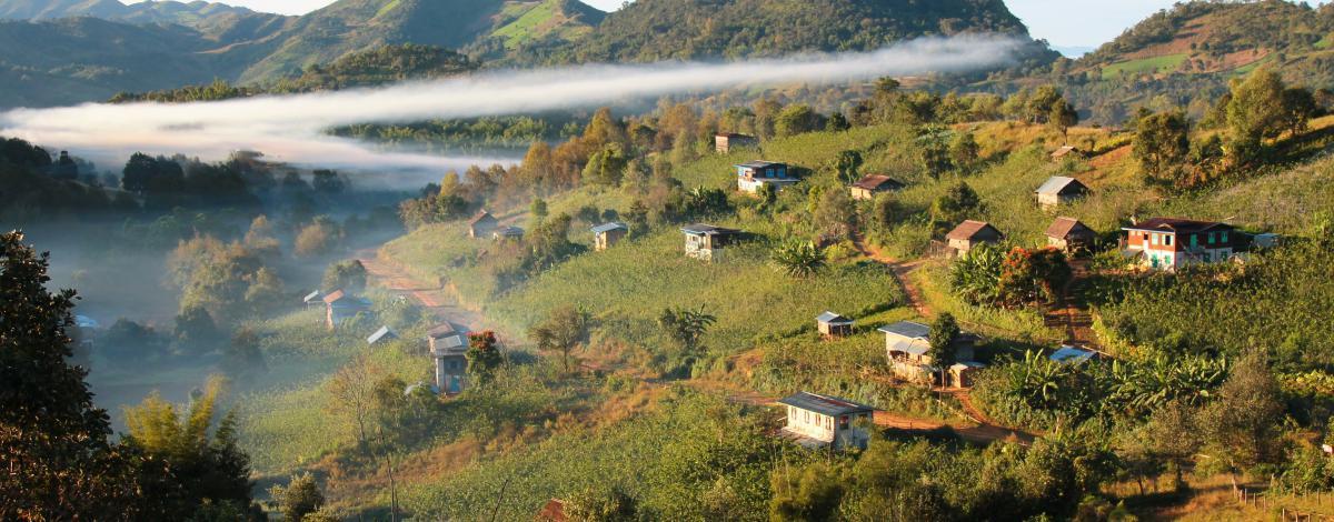 Minorités ethniques et randonnée en Birmanie