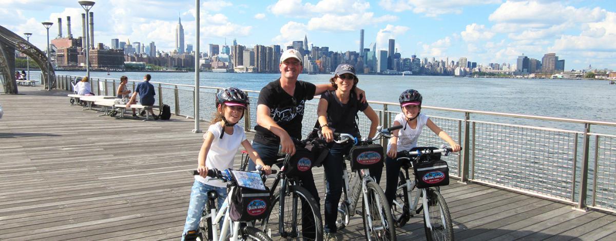 Séjour à New York en famille avec activités incluses