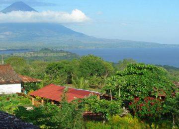 Découverte du Nicaragua jusqu'à l'Ile de Ometepe