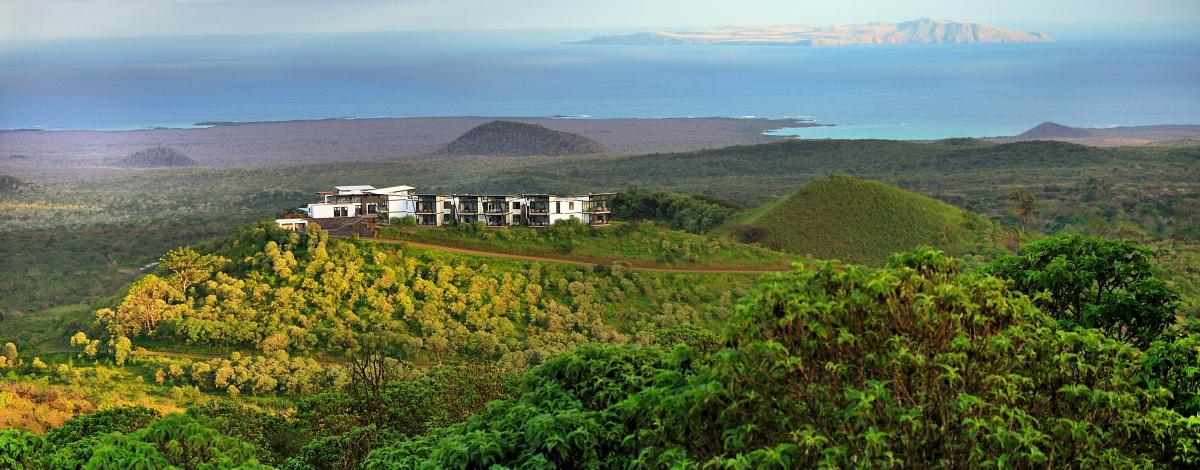 Le Pikaia Lodge : design eco-luxe aux Galapagos