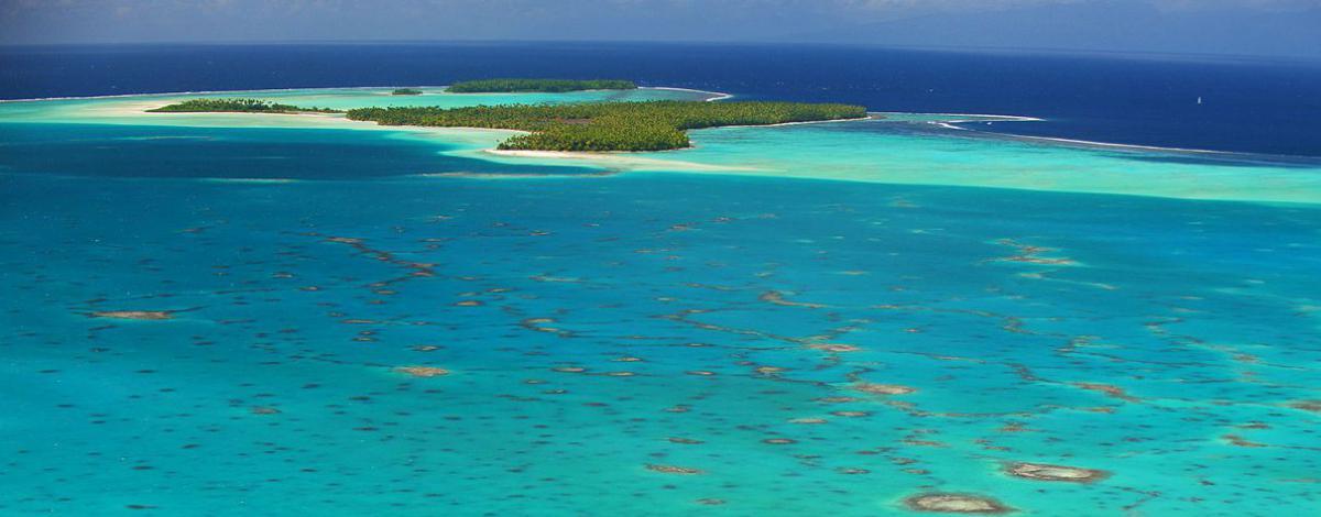 Voyage de noces d'exception à Tahiti, Moorea et l'hôtel le Brando à Tetiaroa
