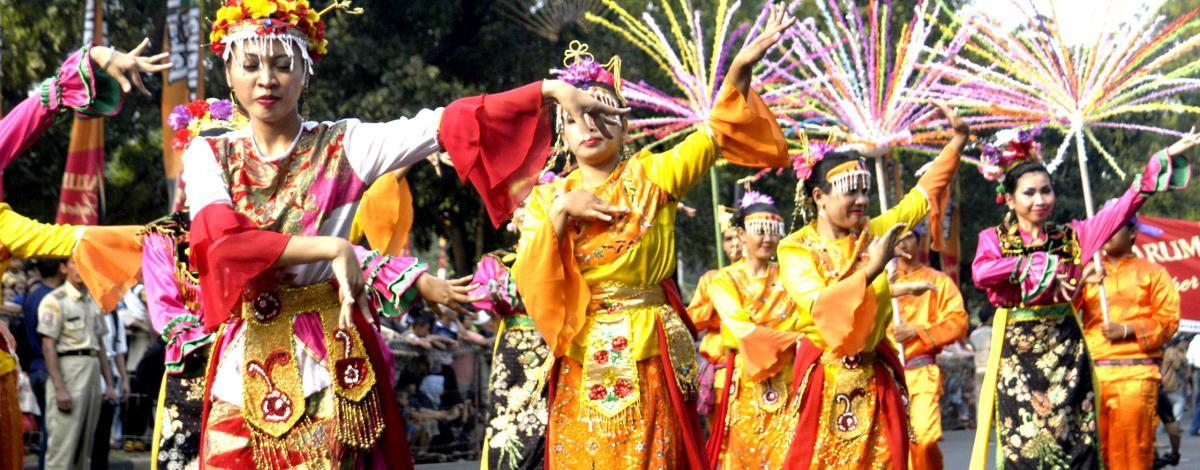 Première approche indonésienne de Java à Bali