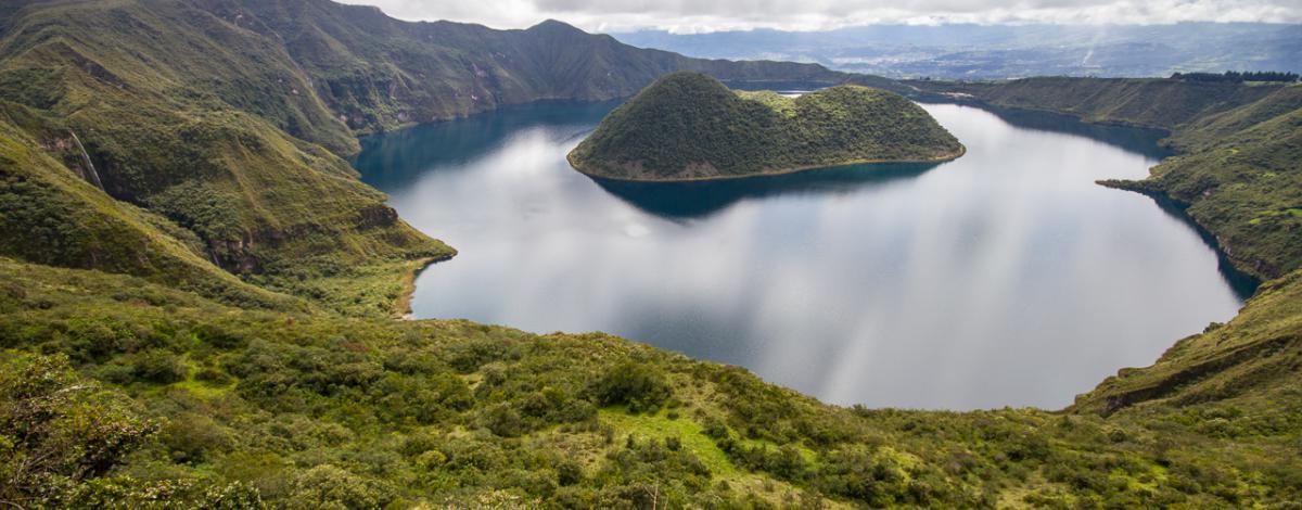 Les charmes de l'Equateur : Quito – Otavalo – Riobamba – Amazonie – Cuenca