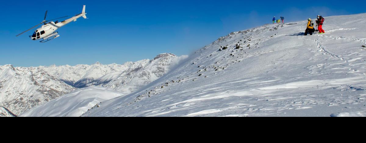 Ski et Heliski dans l'Ouest canadien