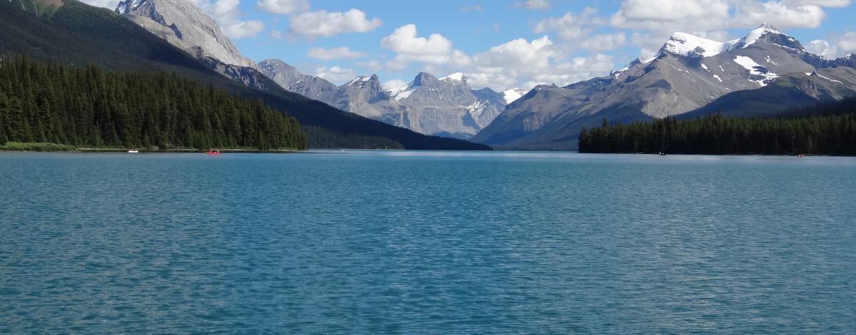 Roadtrip dans l'ouest canadien : Du Passage Intérieur aux Rocheuses