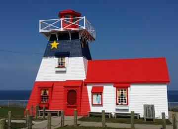 Découverte de l'Acadie et de la Gaspésie en hébergement de charme