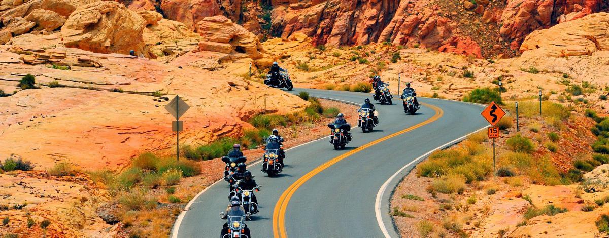 La Route 66 à moto avec EagleRider