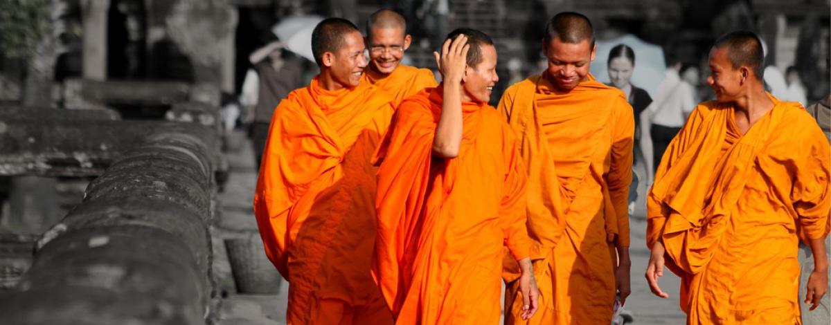 L'essentiel du Cambodge en toute liberté