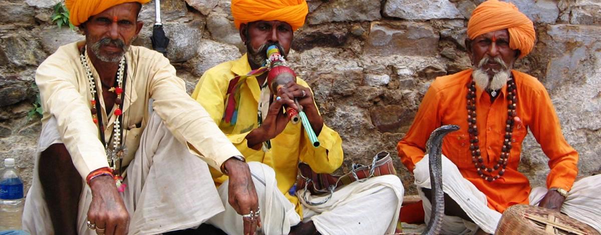 Sur les routes du Rajasthan