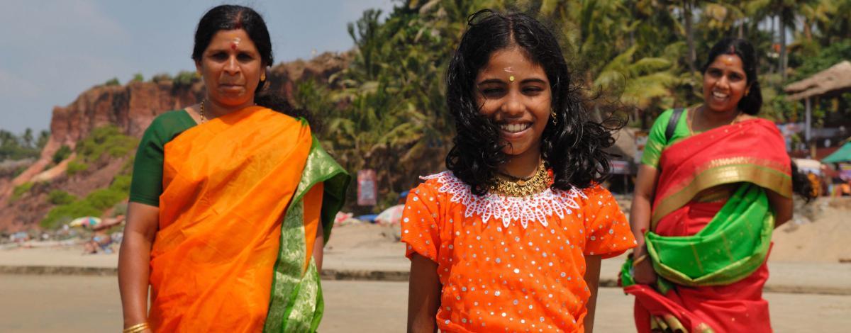 L'Inde du Sud : Voyage du Tamil Nadu au Kerala