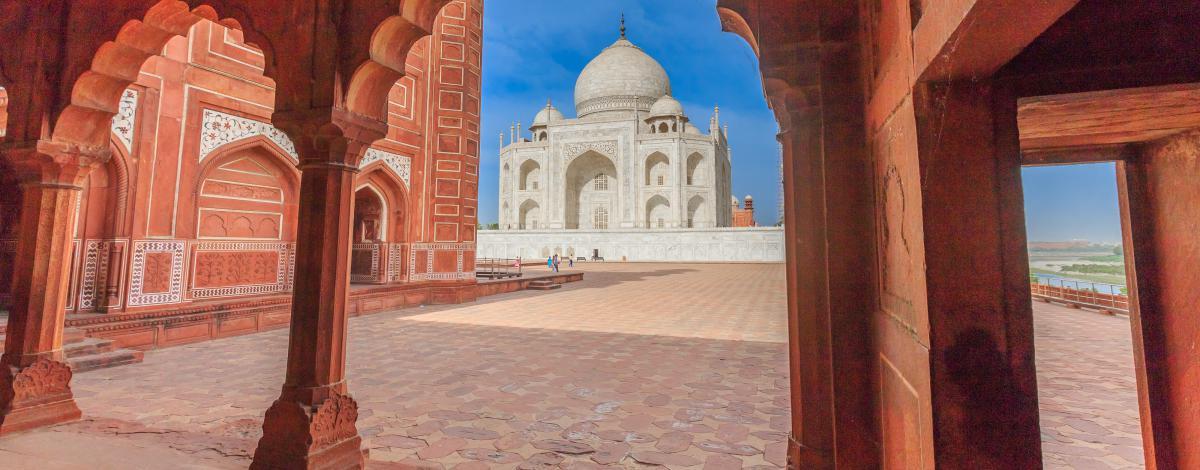 Le Triangle indien : Delhi – Jaipur – Agra