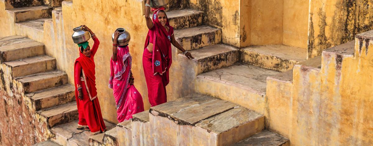 Escapade au Rajasthan