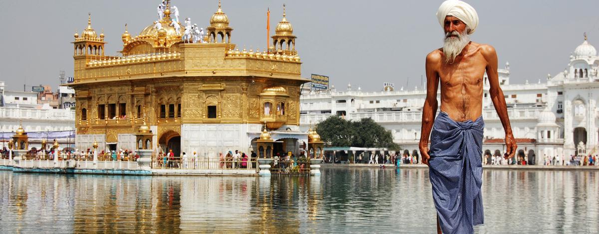 Croisée spirituelle de l'Inde