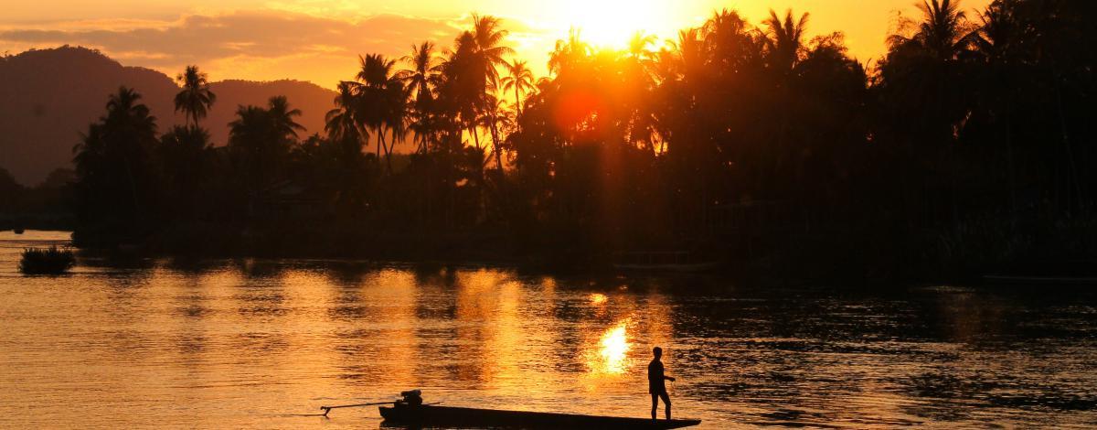 Escapade en Indochine : Laos & Cambodge mystérieux en petit groupe