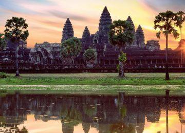 Incontournables du Vietnam en petit groupe et temples d'Angkor