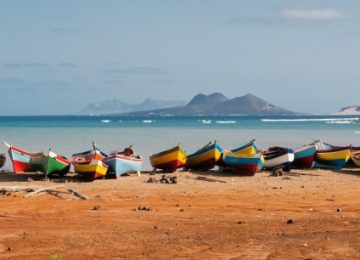 L'archipel du Cap vert en hôtel de charme