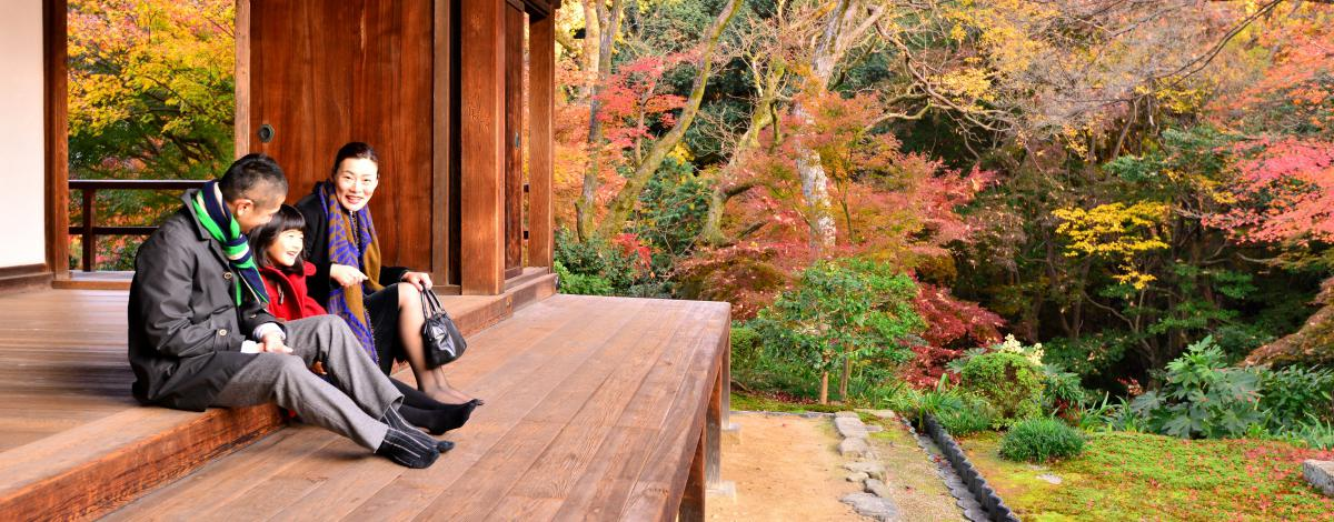 Voyage au Japon : un été en famille