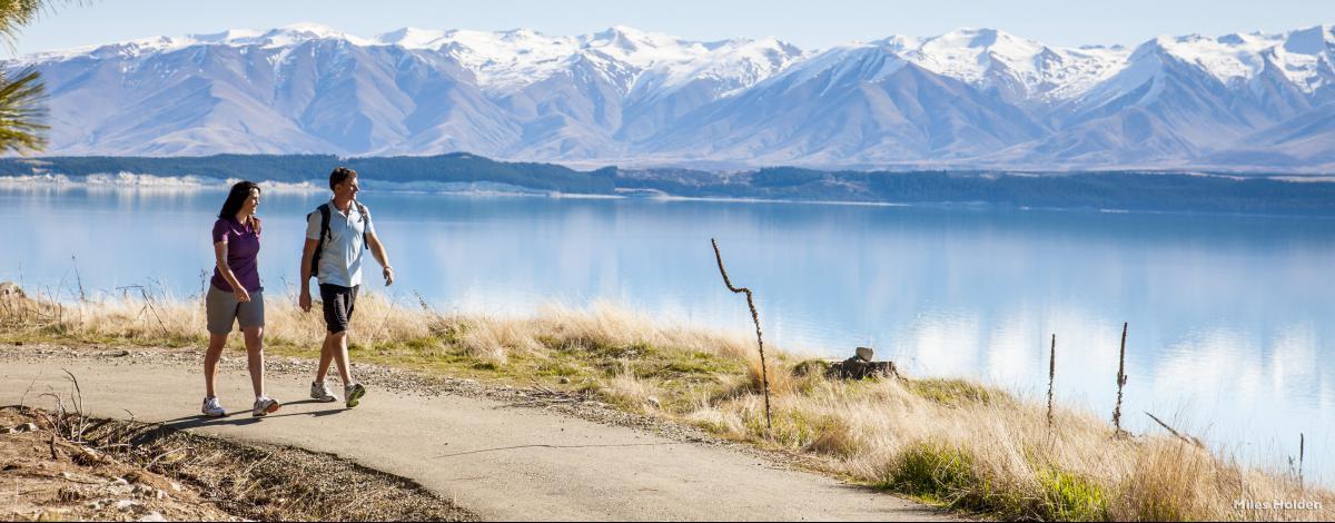Les plus belles randonnées de Nouvelle-Zélande