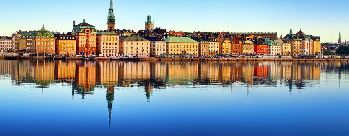 Circuit accompagné en Suède avec guide francophone