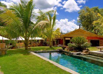 L'Ile Maurice autrement : Lakaz Chamarel Exclusive Lodge