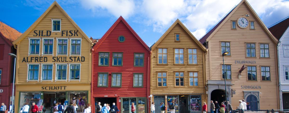 Norvège, Suède et Finlande : découverte de la Scandinavie