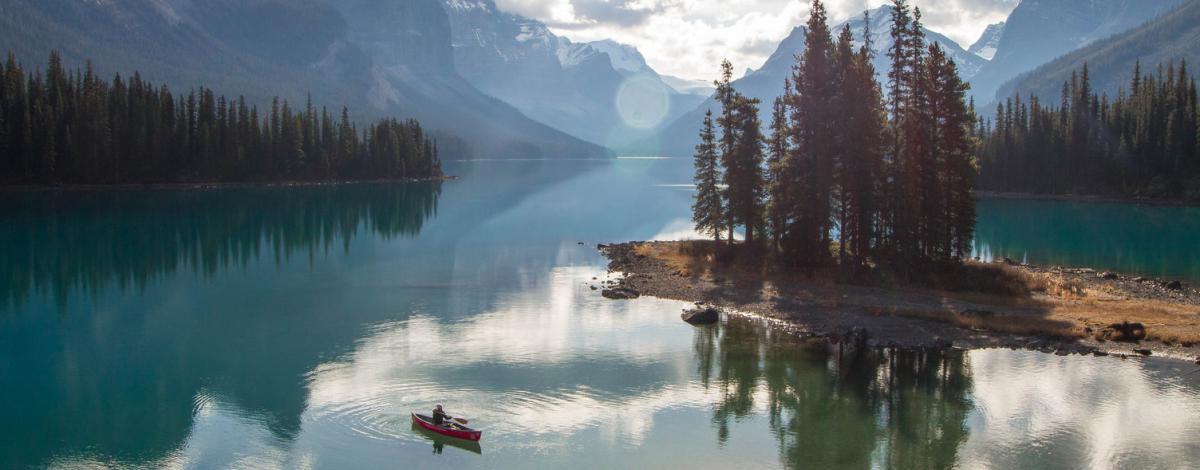 L'Ouest canadien : circuit découverte avec guide