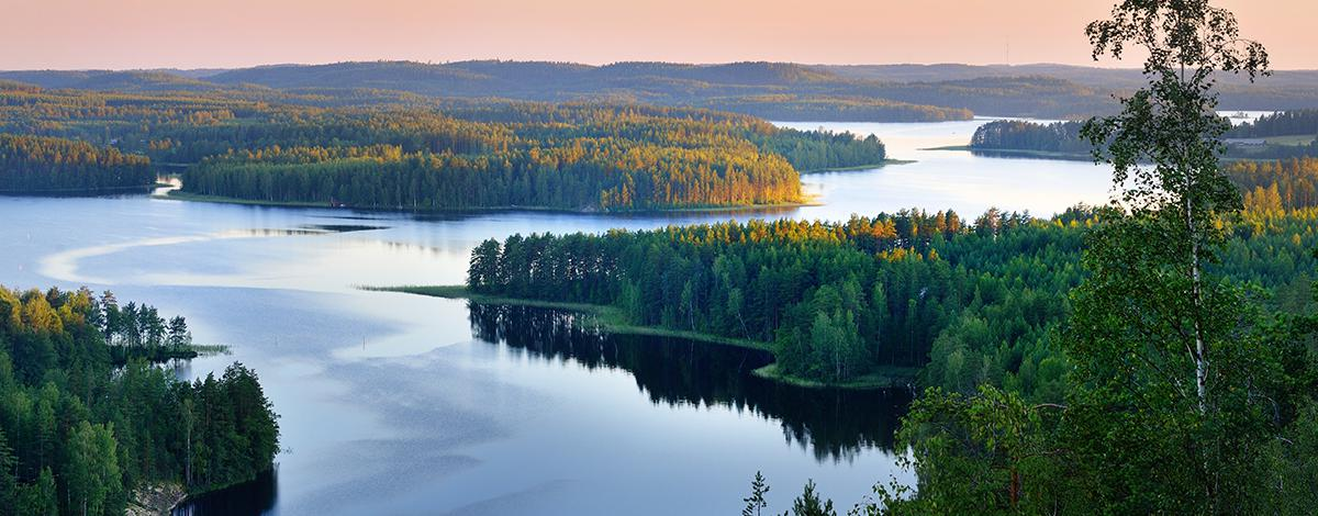 Le Pays des Mille Lacs
