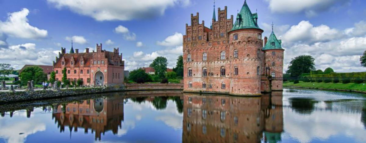Danemark et Châteaux