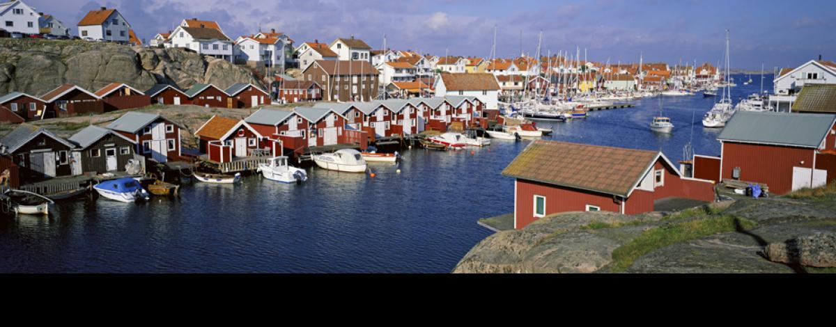 Suède authentique