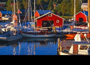 Entre Finlande et Suède