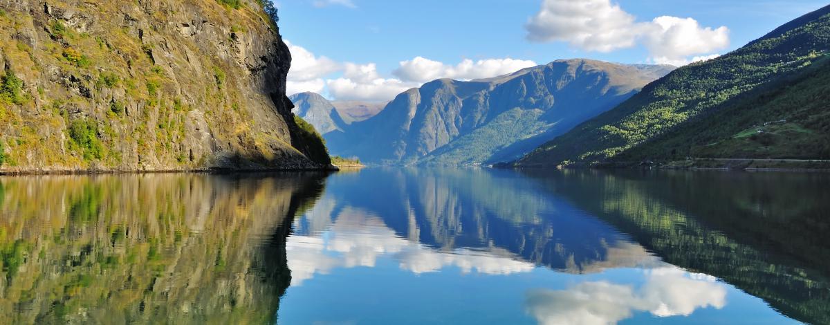 Autotour dans les fjords de Norvège