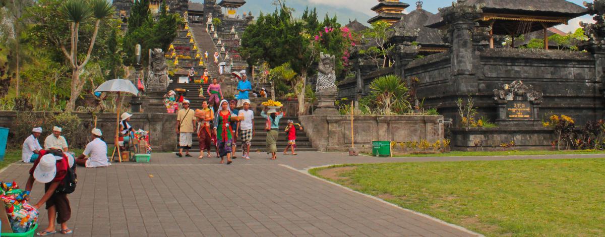 Découverte de Bali en petit groupe