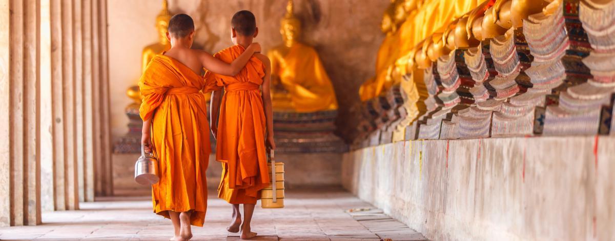 Découverte du Laos en petit groupe