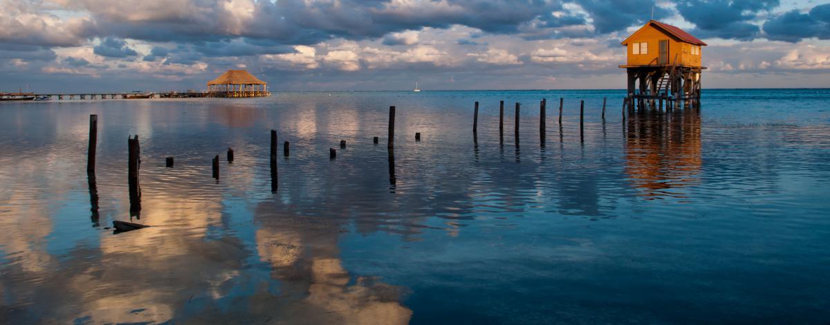 Lagunes, ruines et San Pedro, la Isla Bonita
